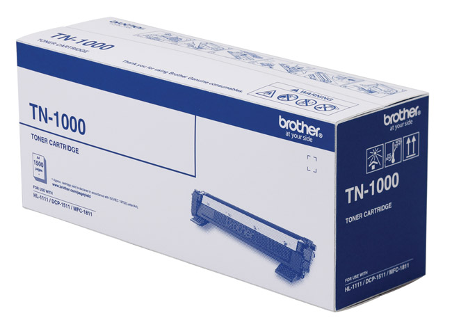 BROTHER TN-1000 / TN1000 �¦��t�ү��X (3��)